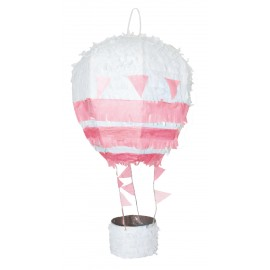 PINATA MONTGOLFIERE ROSE