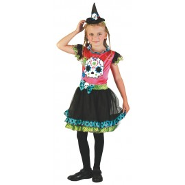 COSTUME SWEET SQUELETON 4-6AN