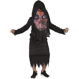 COSTUME DEMON CALCINE ENFANT 7-9 ANS