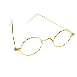 LUNETTES RONDES METAL