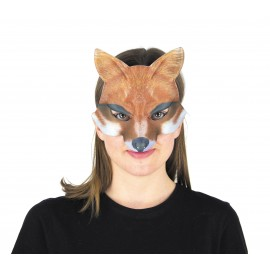 MASQUE REALISTIC FOX