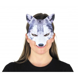 MASQUE REALISTIC LOUP