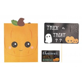 KIT SPECIAL CHASSE AUX BONBONS SWEETY HALLOWEEN