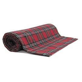 CHEMIN DE TABLE TARTAN 300X30CM