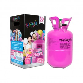 BOUTEILLE HELIUM 0.25M3 + 30 BALLONS