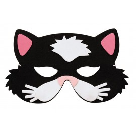 Masque enfant eva chat